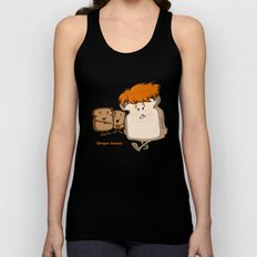 Ginger Bread Unisex Tank Top