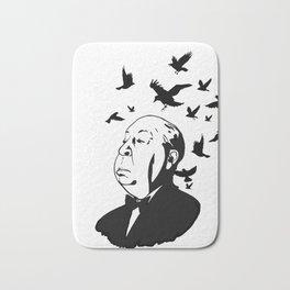 Alfred Hitchcock's Birds Bath Mat