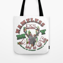 Empire of Storms - Nameless Is My Price Tote Bag