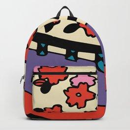 hanafuda CHERRYBLOSSOMS Backpack