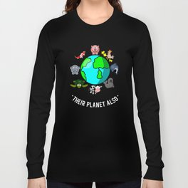 Animal's Planet Long Sleeve T-shirt