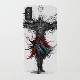 assassins creed iPhone Case