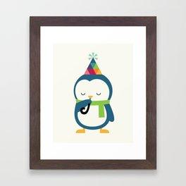 Everyday Birthday Framed Art Print