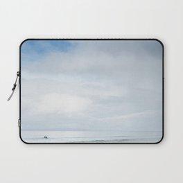 The Wait Laptop Sleeve