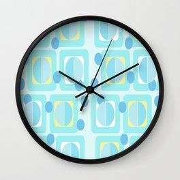 Ovalichcious Wall Clock
