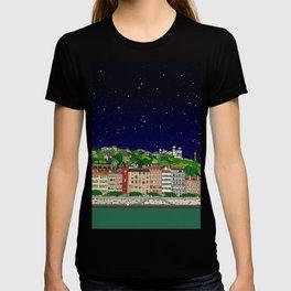 Lyon Full of Stars T-shirt