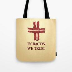 Baconicism Promo Tote Bag