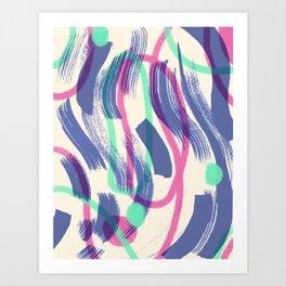Sonda Art Print