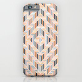 Herring Cream iPhone Case