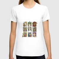 labyrinth T-shirts featuring Labyrinth by Steven Learmonth