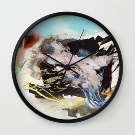 Day 62: Dividing my efforts between art and everything else feels like... Wall Clock
