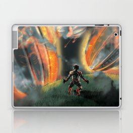 Fallen Sky Laptop & iPad Skin