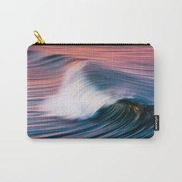 Sunrise Surf HB Pier 9/12/15  (Pk) Carry-All Pouch