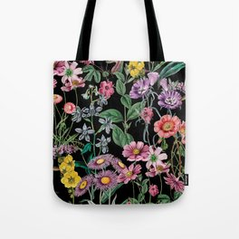 NIGHT FOREST XIV Tote Bag