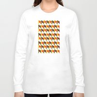lions Long Sleeve T-shirts featuring LIONS by lucborell