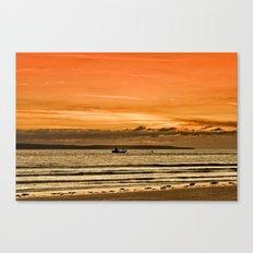 Taw Torridge Estuary Canvas Print