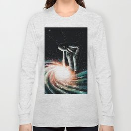 Cosmic Vomit Long Sleeve T-shirt