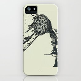 Lascivious Frog iPhone Case