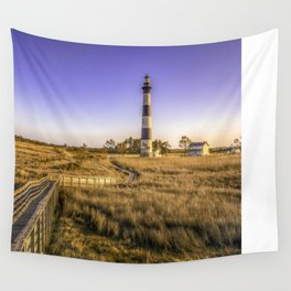 The Lighthouse at Bodie Island Wall Tapestry