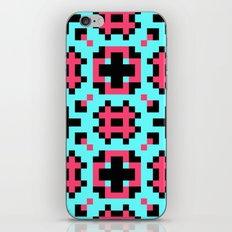 pinku iPhone & iPod Skin