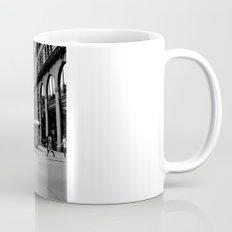New York crosswalk Mug