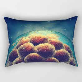Stem cell research Rectangular Pillow