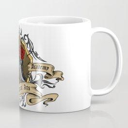 Rosewilde Academy Crest Coffee Mug