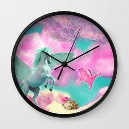 9 NightMares and the Attack of the Pussy Wall Clock