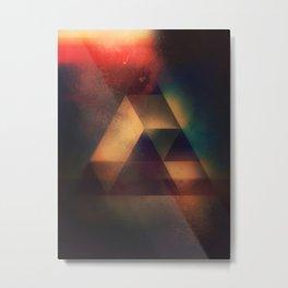 6try Metal Print