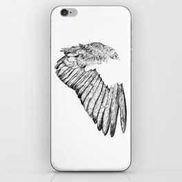 Wing Feathers iPhone Skin