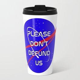 RIP NASA Travel Mug