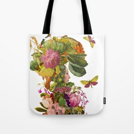 Magic Garden XI Tote Bag