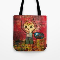 Give me skull Tote Bag