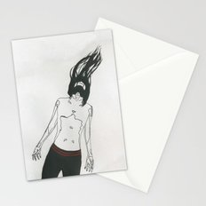 Drifting Man Stationery Cards