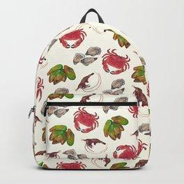 Seafood Medley Backpack