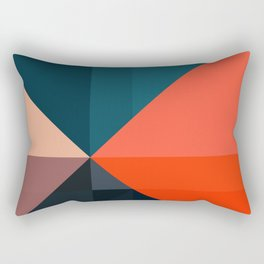 Geometric 1713 Rectangular Pillow
