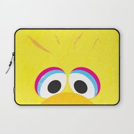 Minimal Bigbird Laptop Sleeve