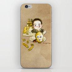 Play Time iPhone & iPod Skin