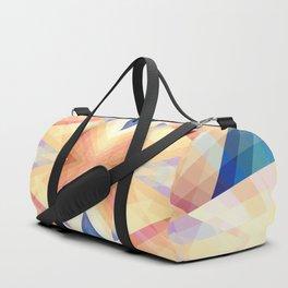 Geometric Mandala 07 Duffle Bag
