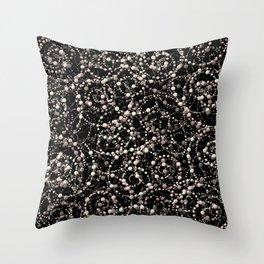 Spiraling Throw Pillow
