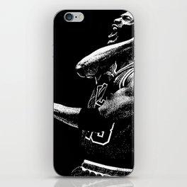 MJ #23 iPhone Skin