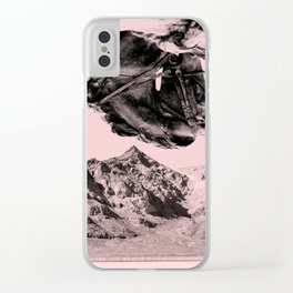 composition Clear iPhone Case
