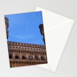Charminar Hyderabad India Stationery Cards
