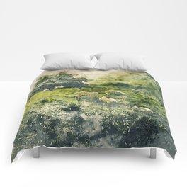 Bucolic Paradise Comforters
