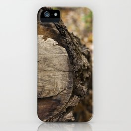Details in the Forest iPhone Case