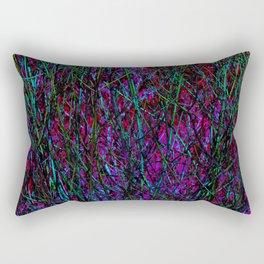 Psych branches 2 Rectangular Pillow
