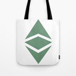 Ethereum Classic (ETC) Logo Tote Bag