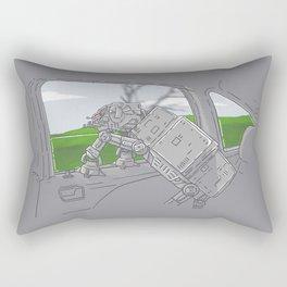 Cruisin' Walker Rectangular Pillow