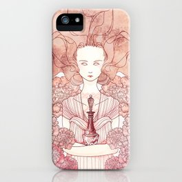 The Coral Witch iPhone Case