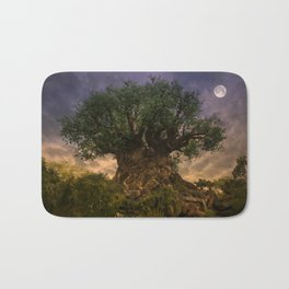 Tree of Life Bath Mat